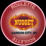 CARSON NUGGET ROULETTE