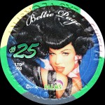PALMS BETTIE PAGE 25 $ Olivia