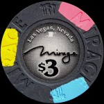 THE MIRAGE 3 $