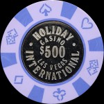 HOLIDAY INTERNATIONAL 500