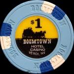 BOOMTOWN VERDI 1 $