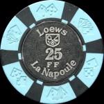 MANDELIEU 25 FF