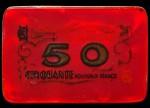 CERCLE DES CAPUCINES 50 NF