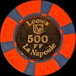 MANDELIEU LOEWS 500 FF