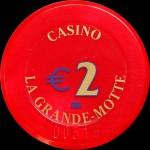 LA GRANDE MOTTE 2 €