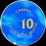 LA GRANDE MOTTE 10 €