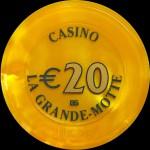 LA GRANDE MOTTE 20 €