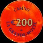 LA GRANDE MOTTE 200 €