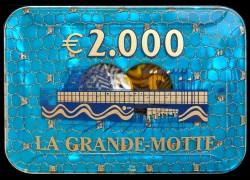 LA GRANDE MOTTE 2 000 €