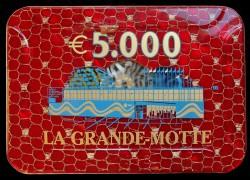 LA GRANDE MOTTE 5 000 €