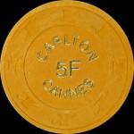 LE CARLTON CANNES  5 F