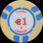 LAMALOU LES BAINS 1 €