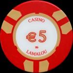 LAMALOU LES BAINS 5 €
