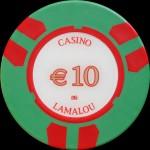 LAMALOU LES BAINS 10 €