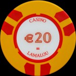LAMALOU LES BAINS 20 €