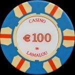 LAMALOU LES BAINS 100 €