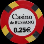 BUSSANG   0.25 €