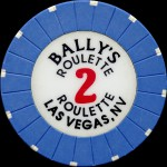 BALLY'S Roulette 2