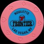 FRONTIER Las Vegas F Roulette