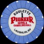 PIONEER Laughlin 1 Roulette bleuiel