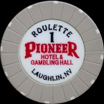 PIONEER Laughlin 1 Roulette gris