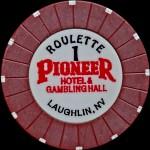 PIONEER Laughlin 1 Roulette marron
