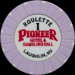 PIONEER Laughlin 1 Roulette mauve