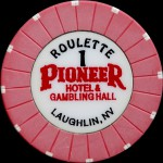 PIONEER Laughlin 1 Roulette rouge