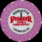 PIONEER Laughlin 1 Roulette violet