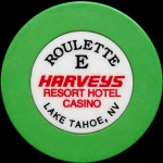 HARVEYS Lake Tahoe E Roulette