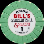 BILL'S GAMBLING HALL 1 Roulette