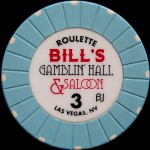 BILL'S GAMBLING HALL 3 Roulette
