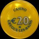 GREOUX LES BAINS  20 €