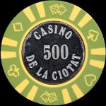 LA CIOTAT  500