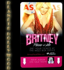 PLANETE HOLLIWOOD BRITNEY