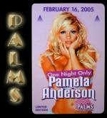 PALMS PAMELA ANDERSON