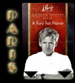 PARIS GORDON RAMSAY