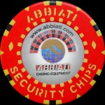 ABBIATI CASINO CHIPS