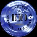 GREOUX LES BAINS 100
