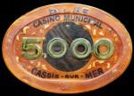 CASSIS 1 000