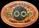 CASSIS 5 000