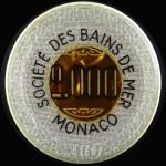 Jeton 2000 Monaco