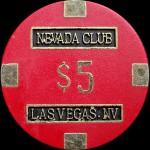 NEVADA 5 $