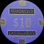 NEVADA 10 $