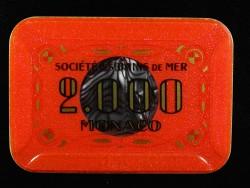 MONACO 2 000