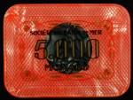 Plaque 5000 Orange Monaco