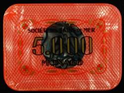 MONACO 5 000 Orange