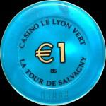 LE LYON VERT 1 €