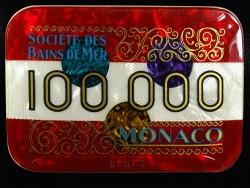 Plaque 1000 Monaco