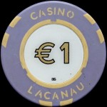 LACANAU 1 €